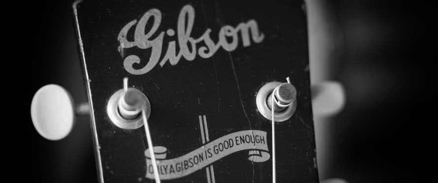 Gibson hos DanMusikk.no