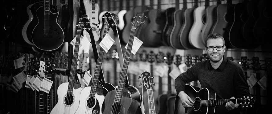 Hvilken gitar skal jeg velge?