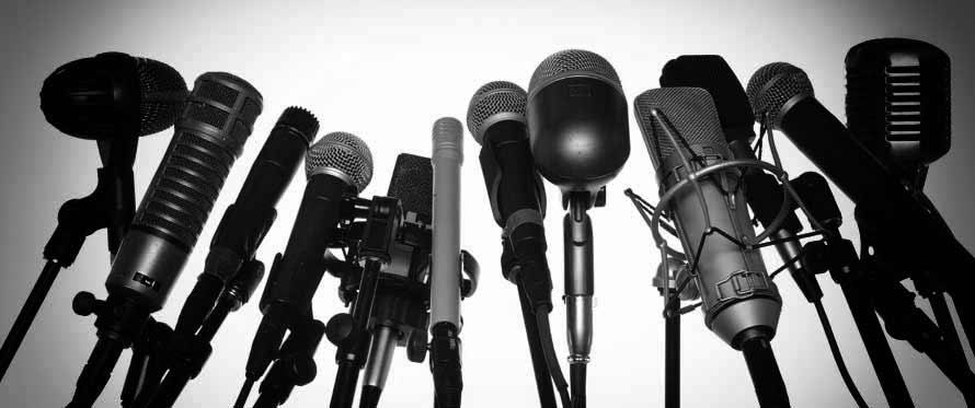 Slik velger du mikrofon