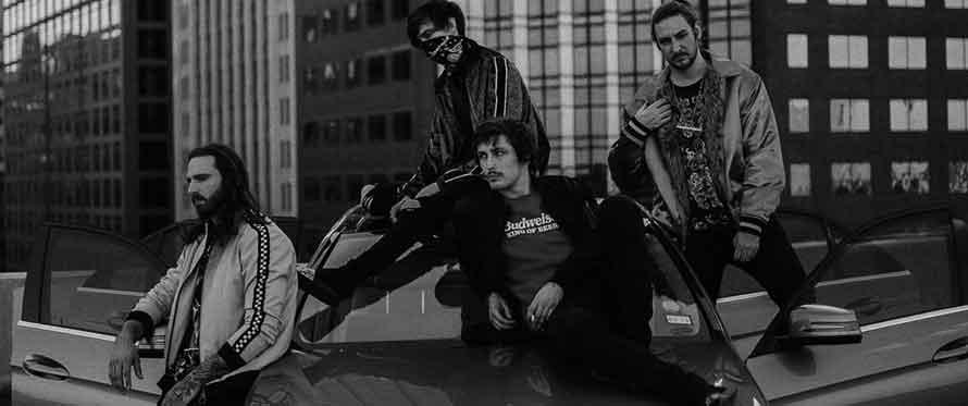 Sånn høres et metallisk boyband ut i 2019