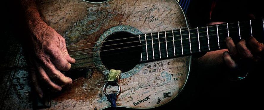 Trigger - mer enn en gitar